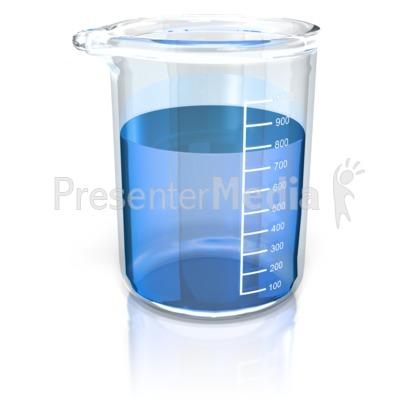 Beaker clipart glass beaker. Presentation great for presentations