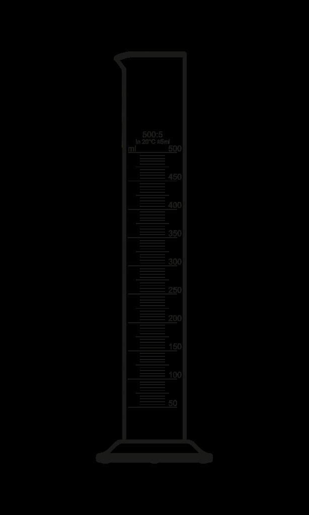 Beaker clipart graduated cylinder. Free download clip art