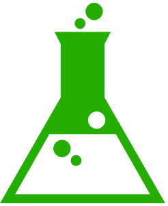 Beaker clipart green. Bubbling science chemistry sciencechemistrybeaker