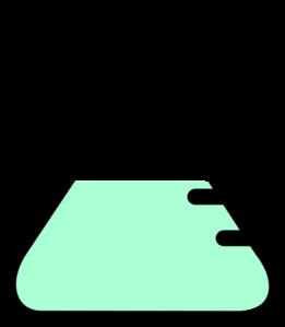 Beaker clipart green. Clip art at clker