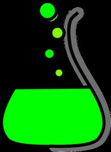 Beaker green