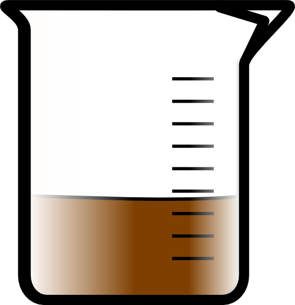 Jar clipart lab. Beaker clip art at