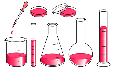 Beaker clipart pink. Search photos by su