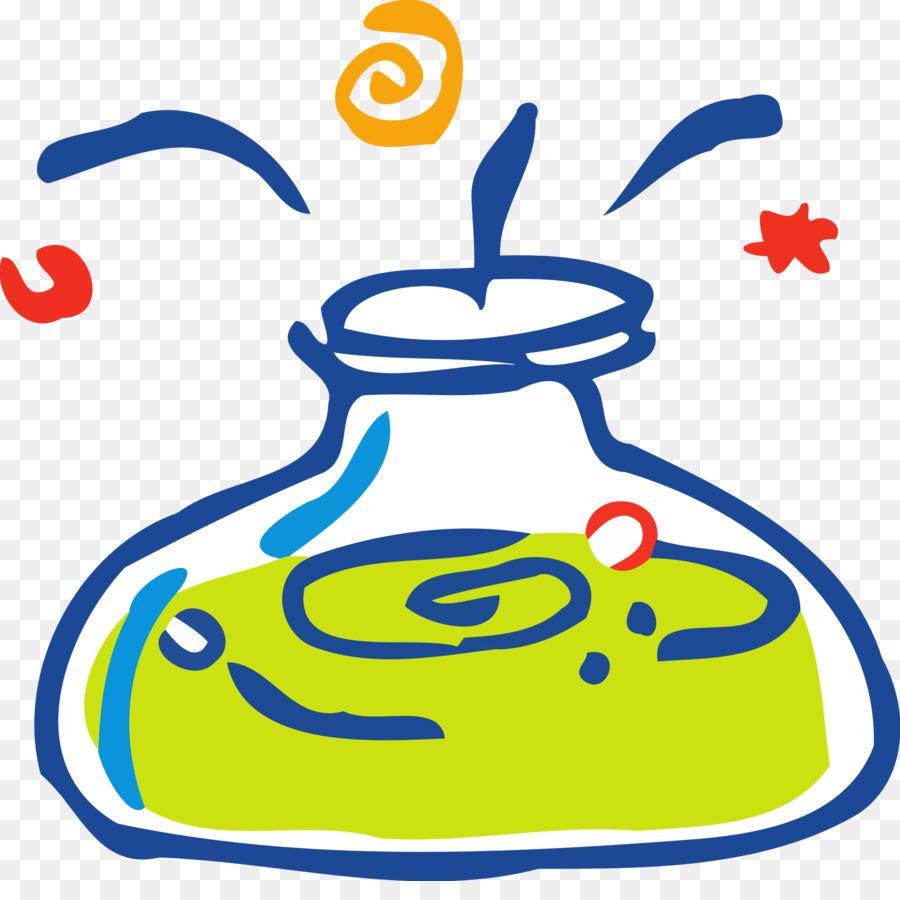 Graduated cylinders clip art. Beaker clipart round