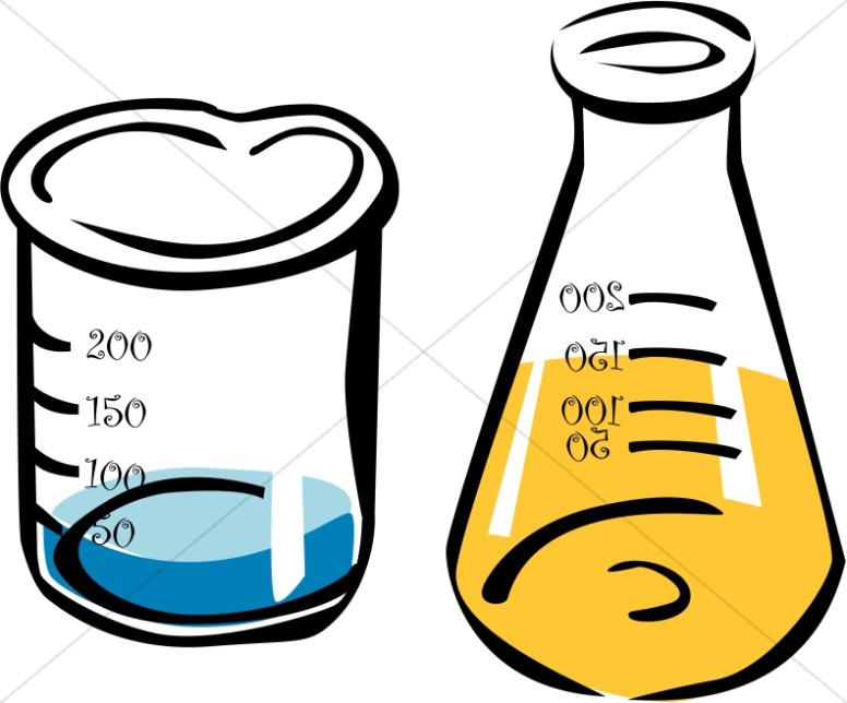 Fun school beakers christian. Beaker clipart science
