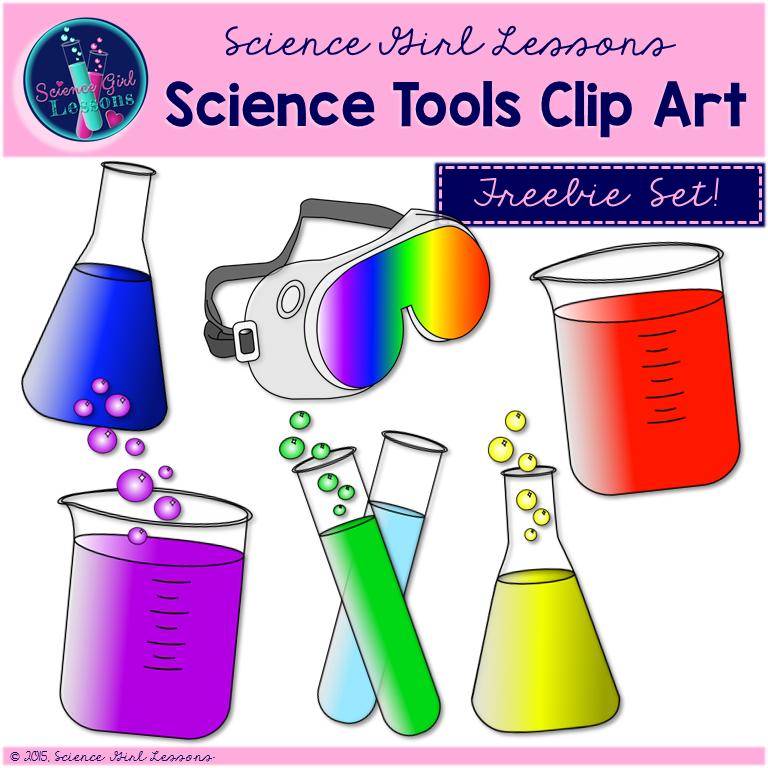 Beaker clipart science tool. This delightful set of