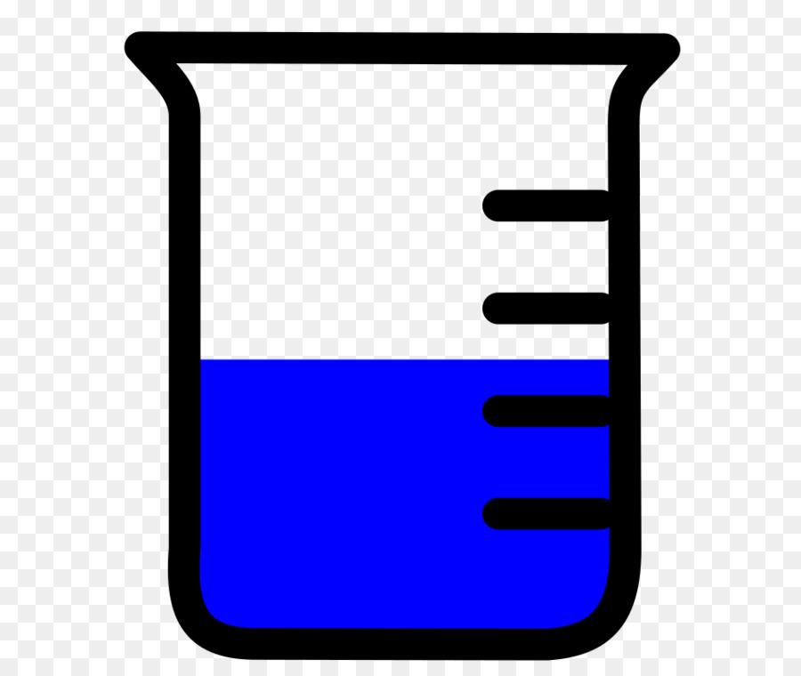 Laboratory flask clip art. Beaker clipart science tool