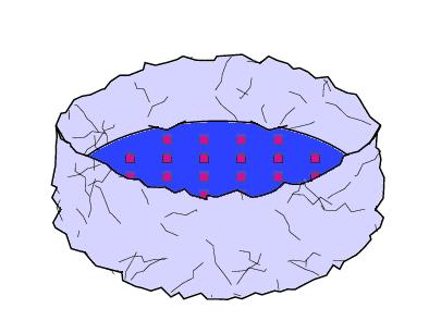 Beaker clipart scientific diagram. The aluminum foil is