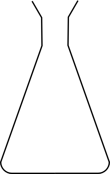 Science clip art at. Beaker clipart scientific diagram