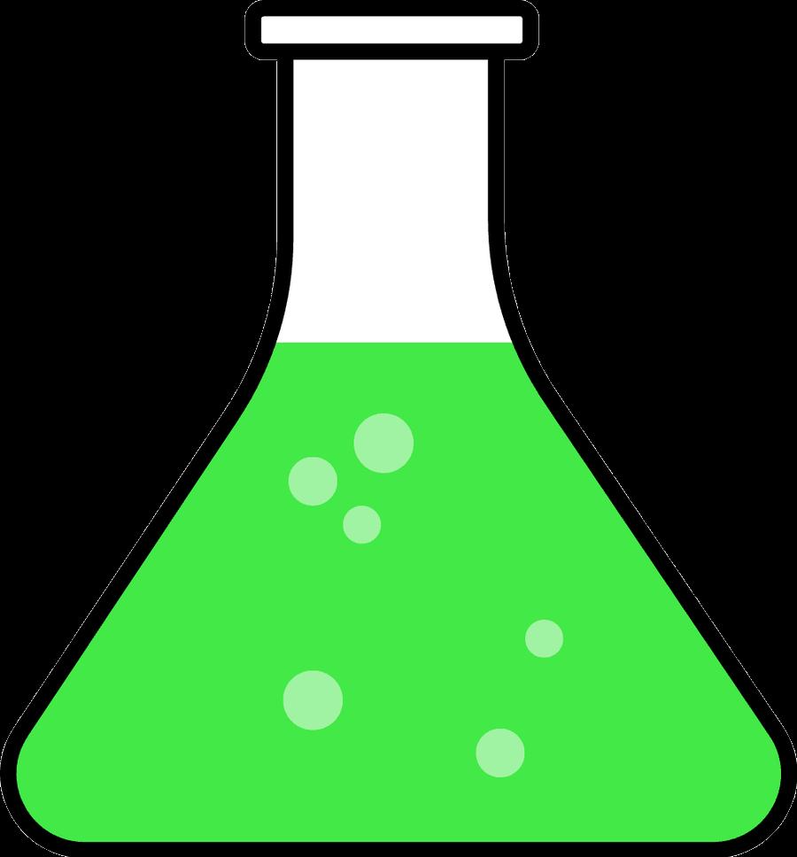 Beaker clipart scientific diagram. Science free clip art