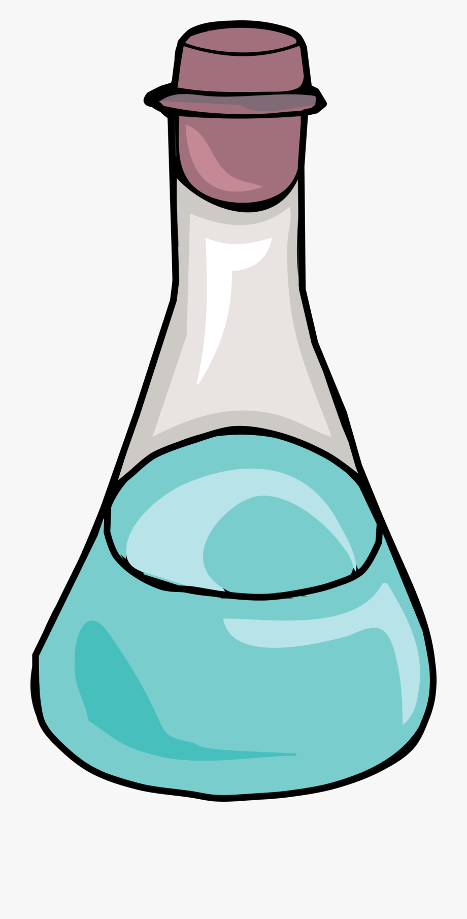 Beaker clipart scientist beaker. Science bottle png free