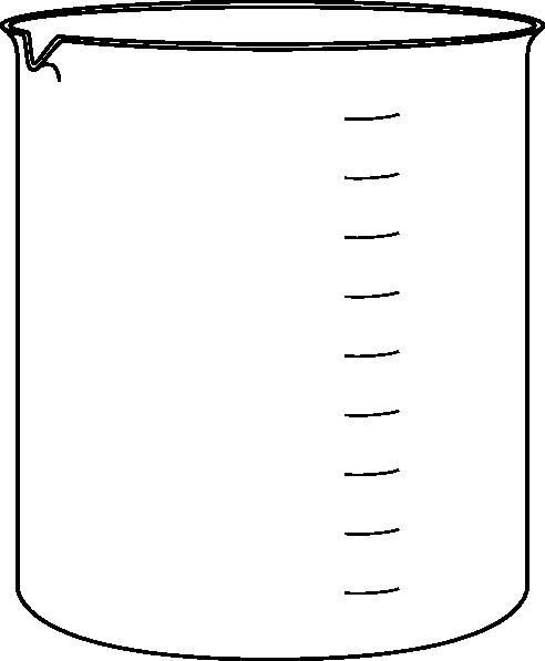 Beaker Clipart Sketch Beaker Sketch Transparent Free For Download On Webstockreview 2020