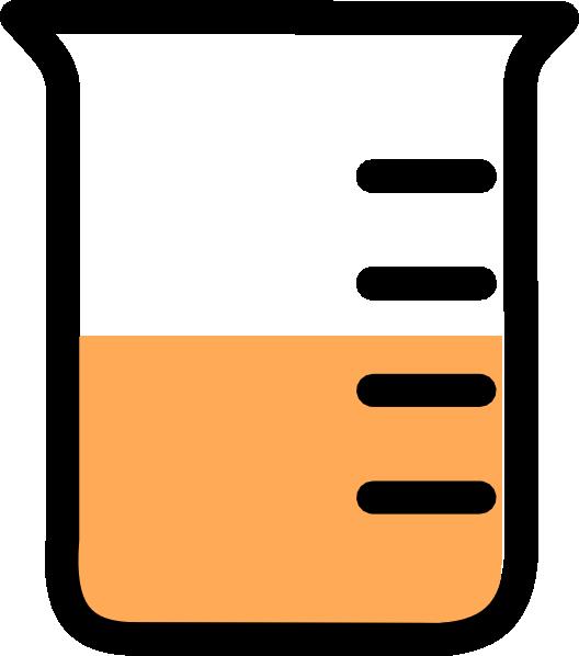 Clip art at clker. Beaker clipart vector