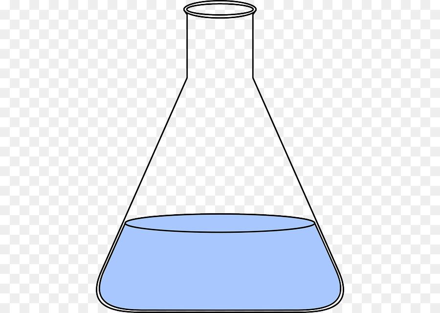 Beaker clipart volumetric flask. Chemistry cartoon drawing