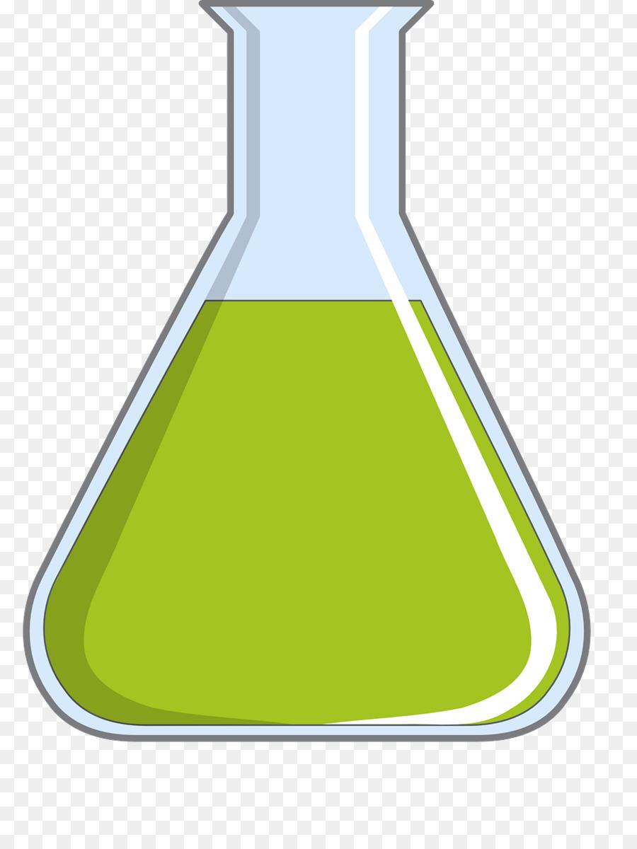 Erlenmeyer chemistry laboratory flasks. Beaker clipart volumetric flask