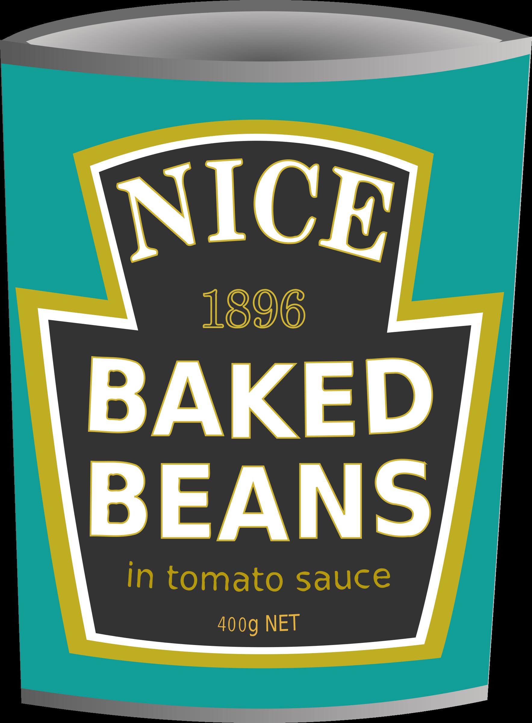 Bean clipart baked bean. Nice beans