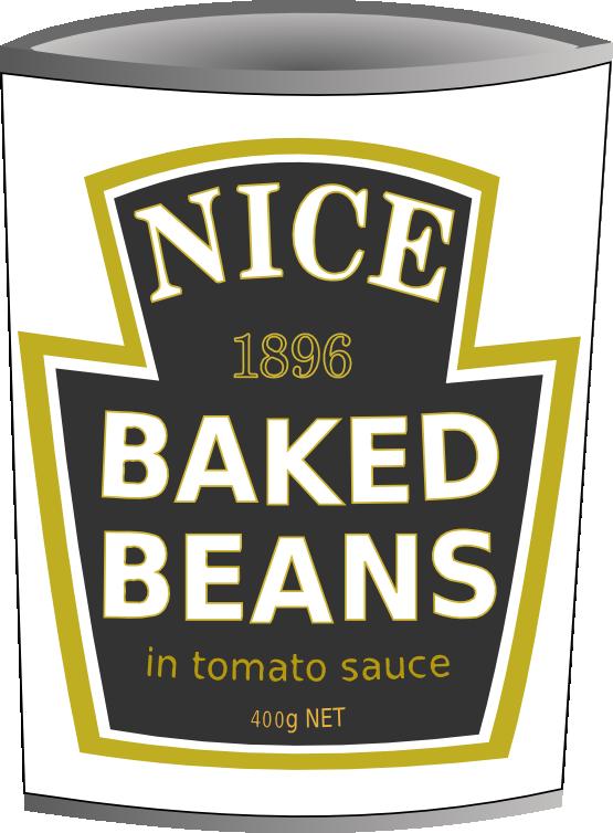 Clipartist net clip art. Bean clipart baked bean