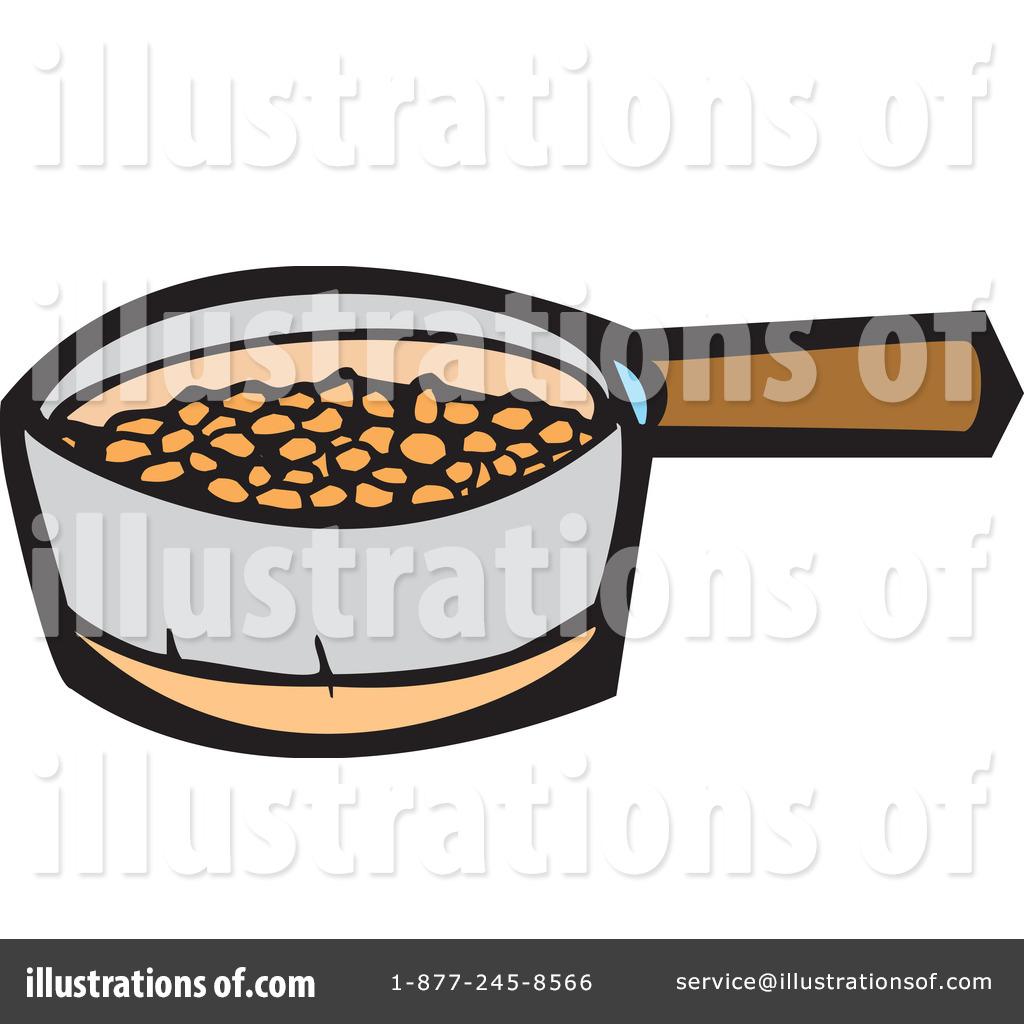 Beans illustration by xunantunich. Bean clipart baked bean