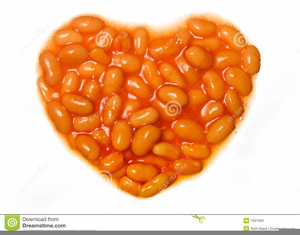 Free images at clker. Beans clipart baked bean