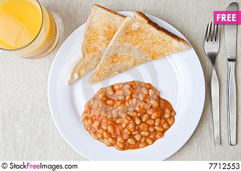 Bean clipart baked bean. Delicious beans on toast