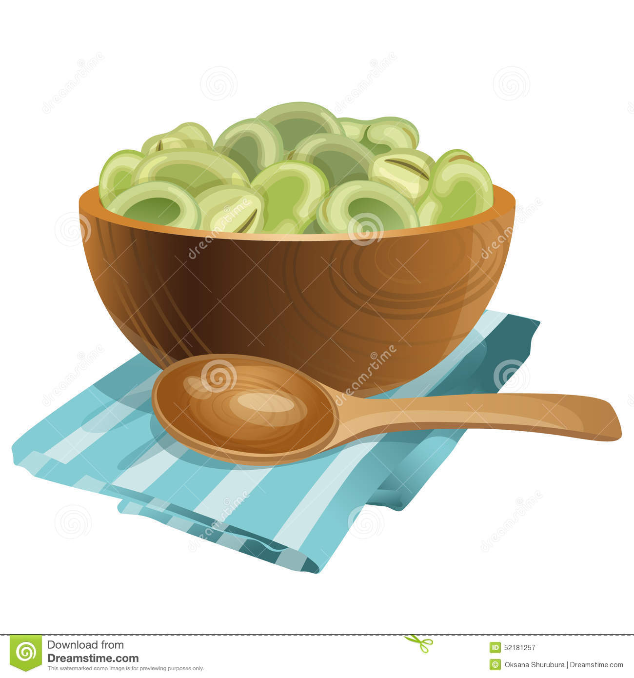 collection of green. Beans clipart bowl bean