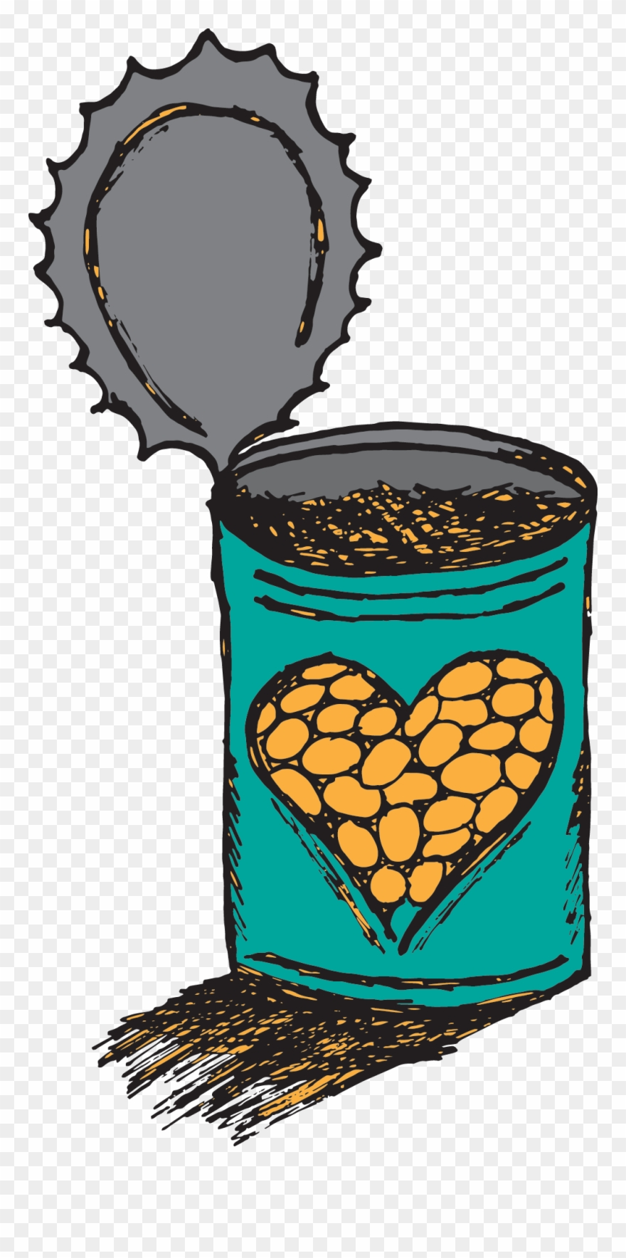 Beans png download pinclipart. Bean clipart canned