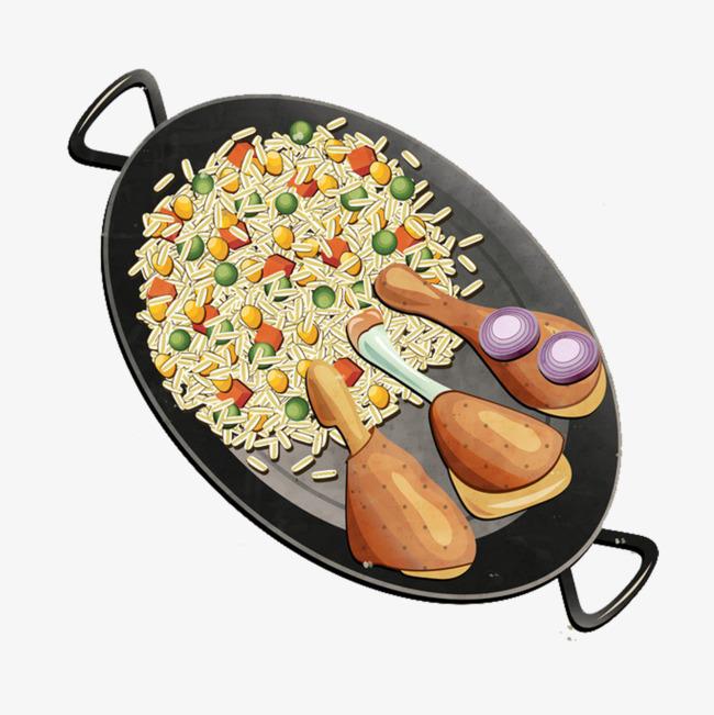 Beans clipart corn. Pan fried chicken green