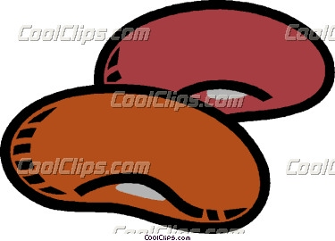 Panda free images. Bean clipart dried bean