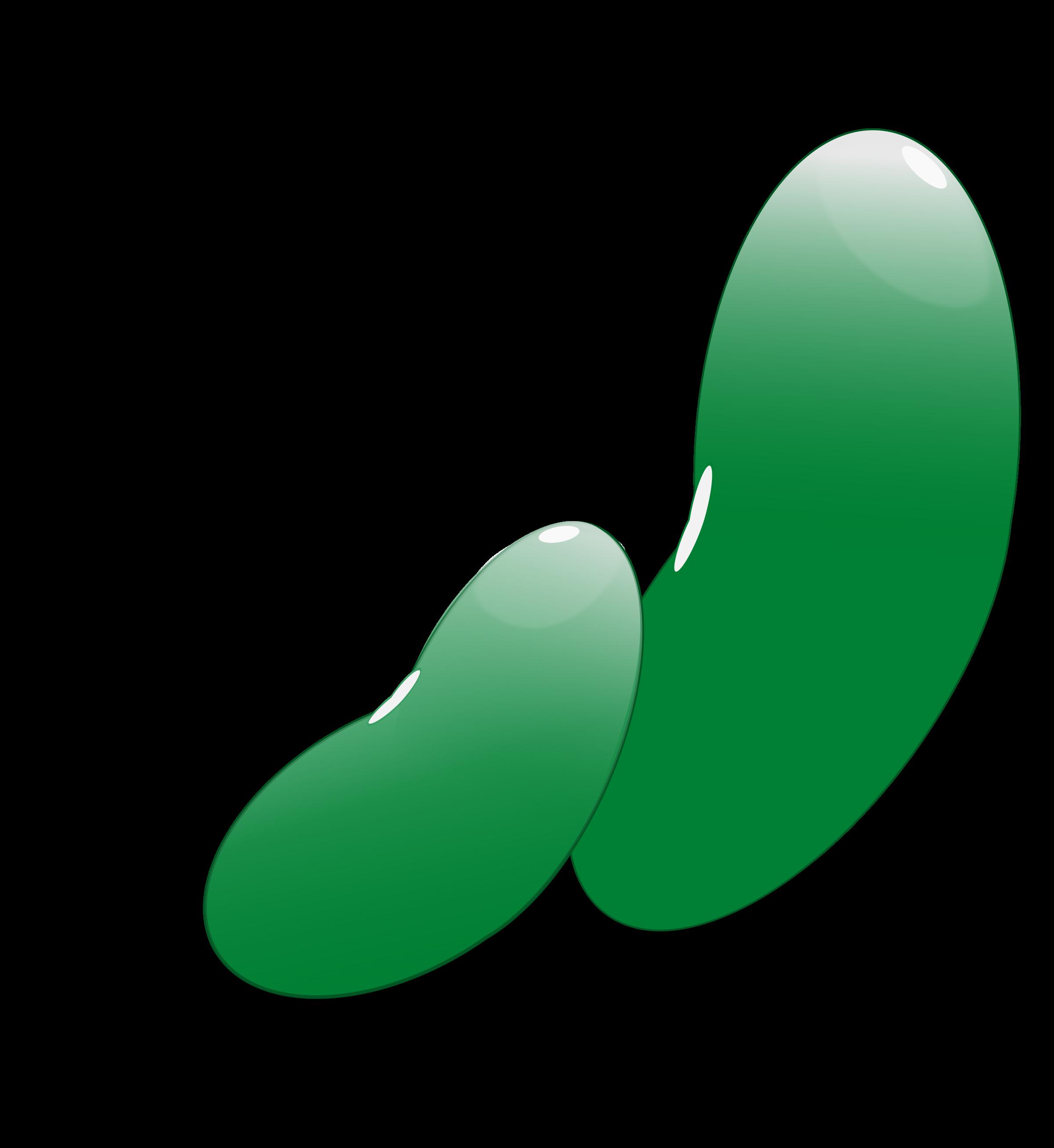 Bean clipart green bean. Beans big image png
