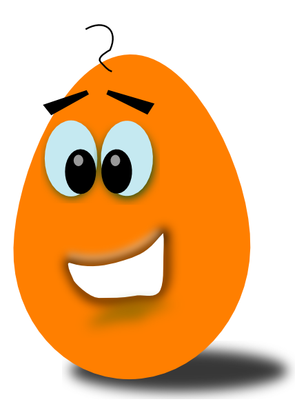 Bean clipart happy. Jelly orange pencil and