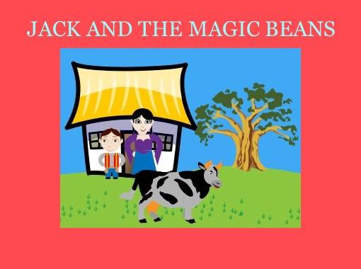 Jack and the beans. Bean clipart magic bean