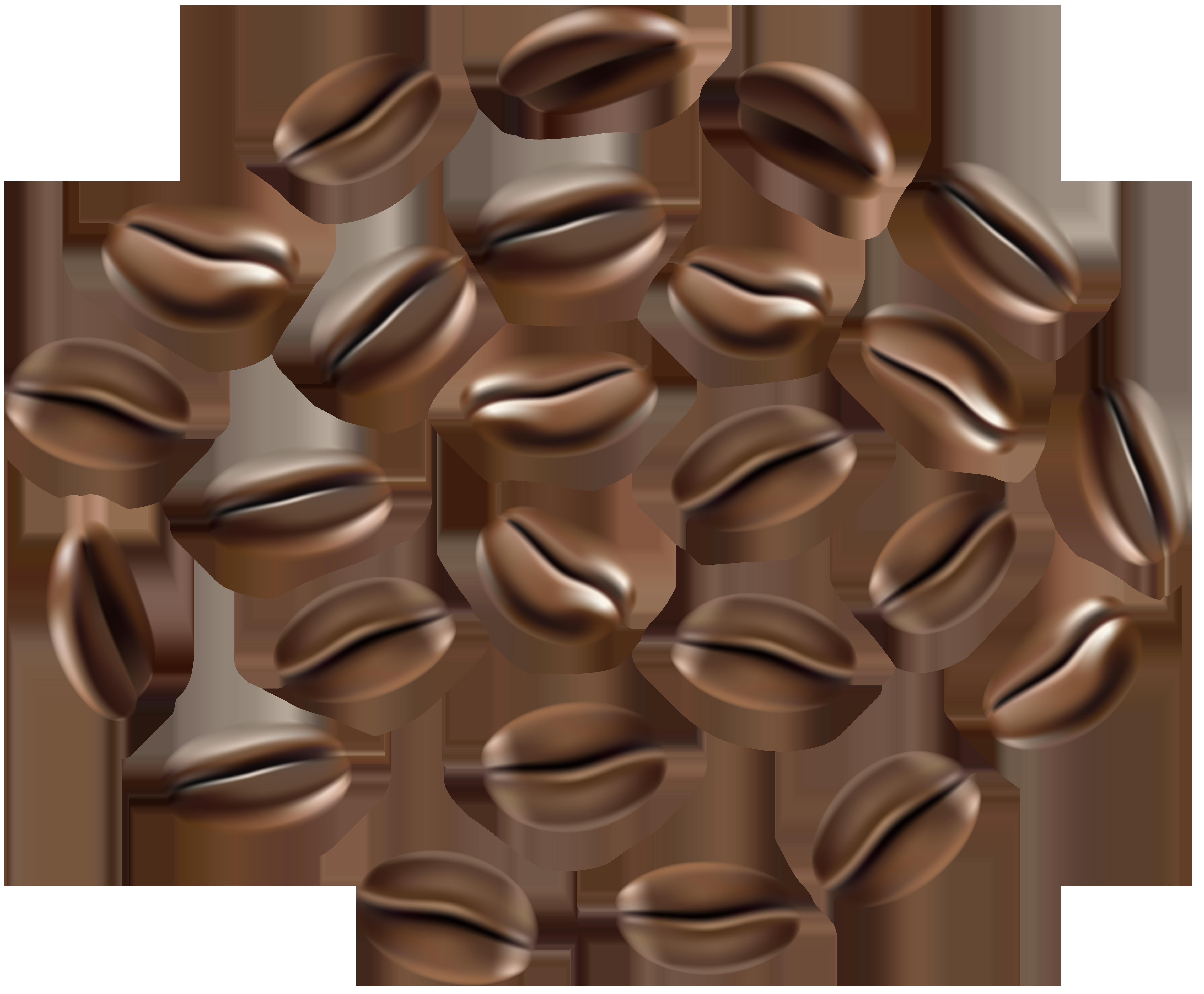 Bean clipart nuts. Coffee beans clip art