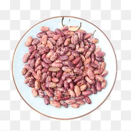 Bean clipart pinto bean. Overhead beans pile red