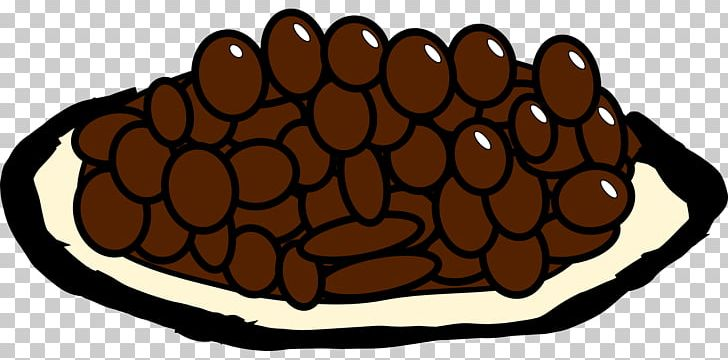 Rice and beans baked. Bean clipart refried bean