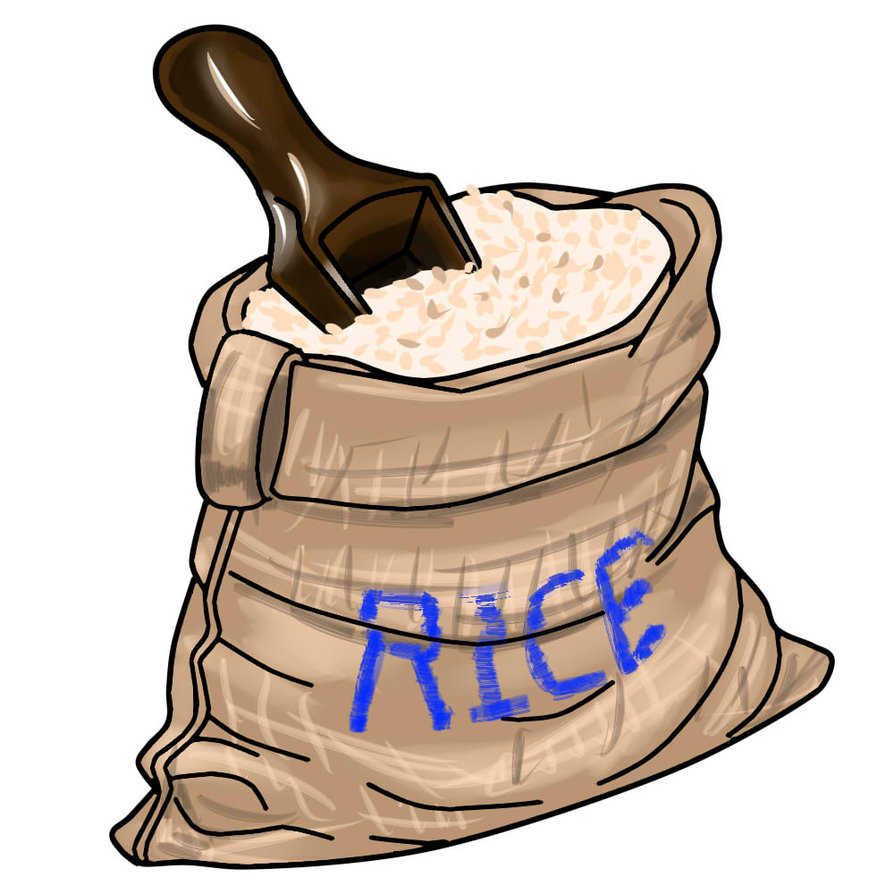 By sa jin gi. Bean clipart rice bean