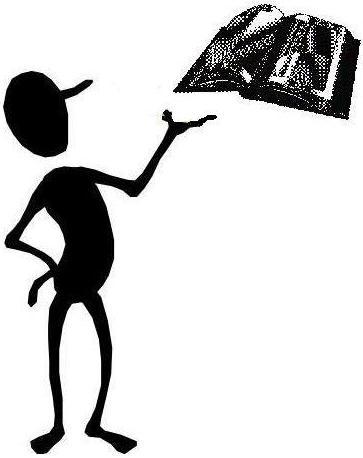 Book . Bean clipart screen