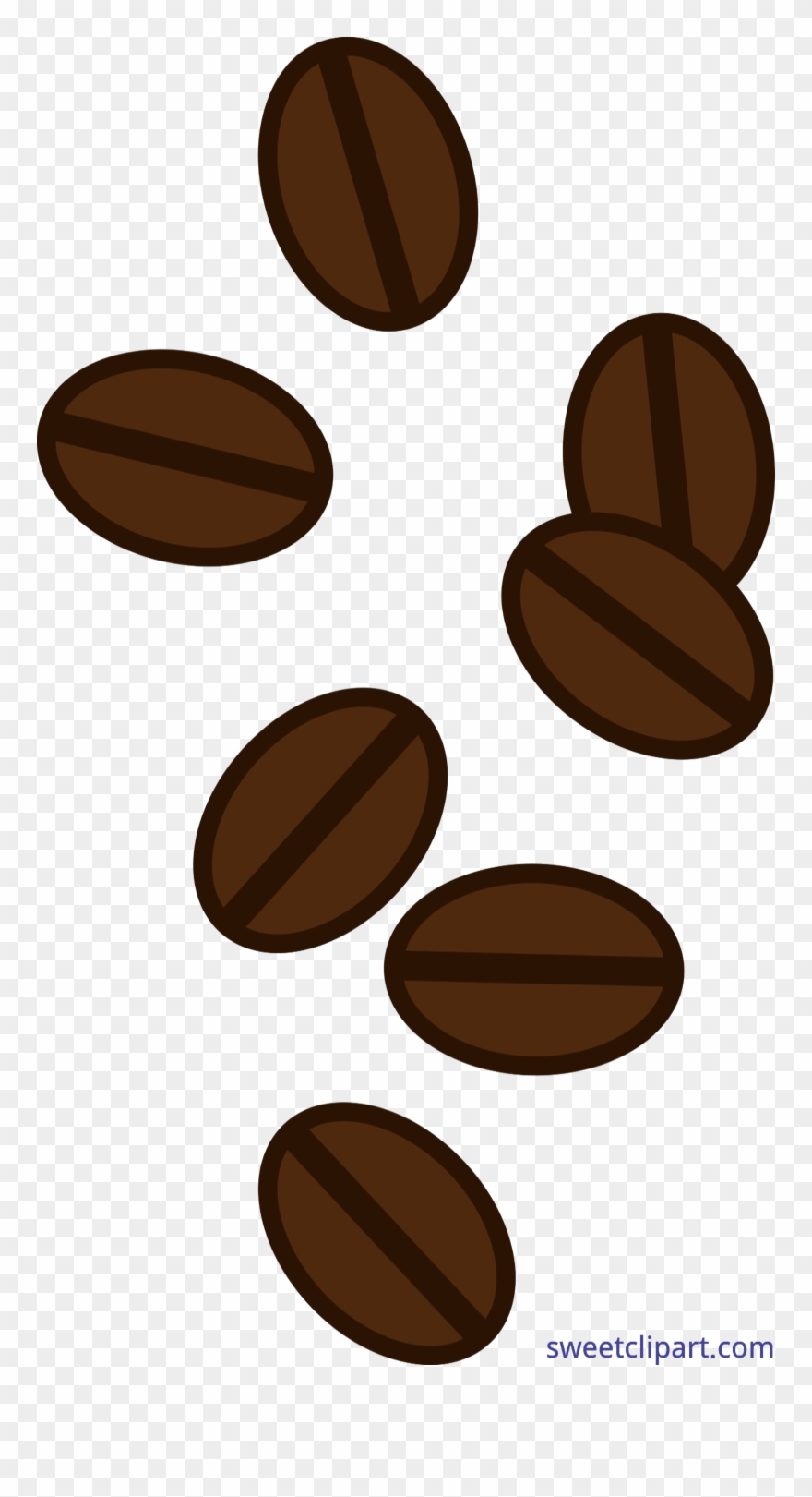 Bean clipart transparent. Picture library coffee beans