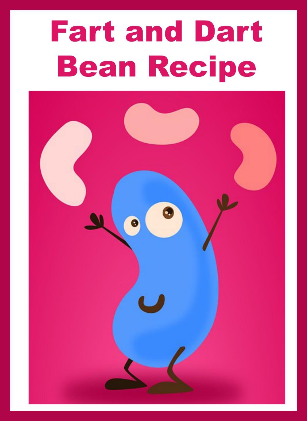 Beans clipart baked bean. Fart and dart recipe