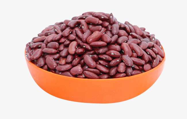A full of red. Beans clipart bowl bean