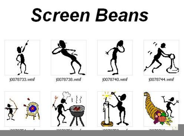 Free string images at. Bean clipart character
