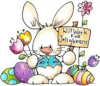 Bean clipart easter. Jelly beans bunnies pinterest