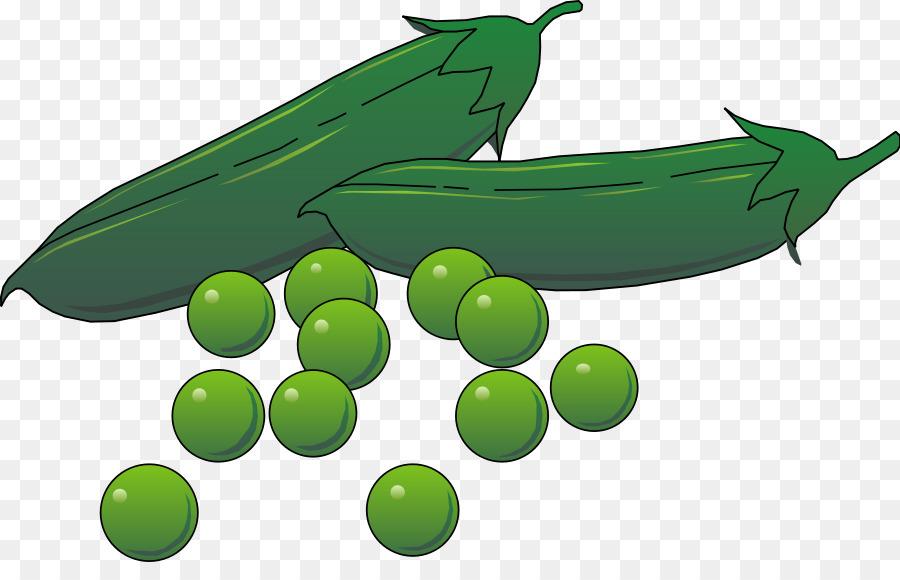 Beans clipart pea. Pod vegetable clip art