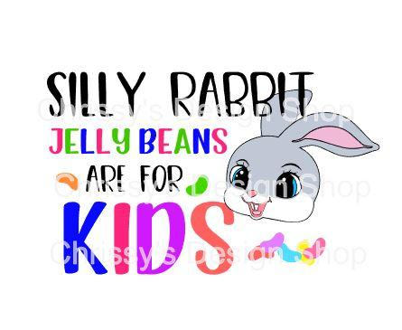 Rabbit easter svg jelly. Beans clipart silly