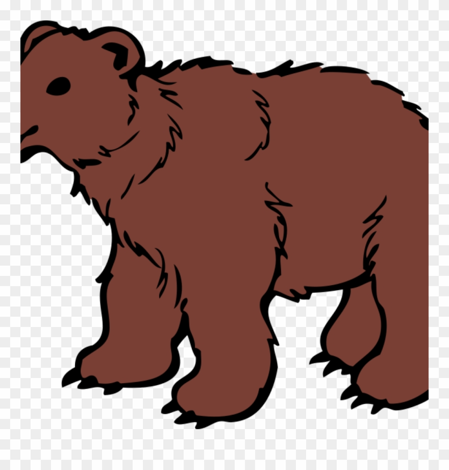 Cliparts grizzly at getdrawings. Bear clipart