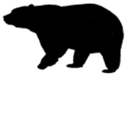Bear clipart american black bear. Clip art panda free