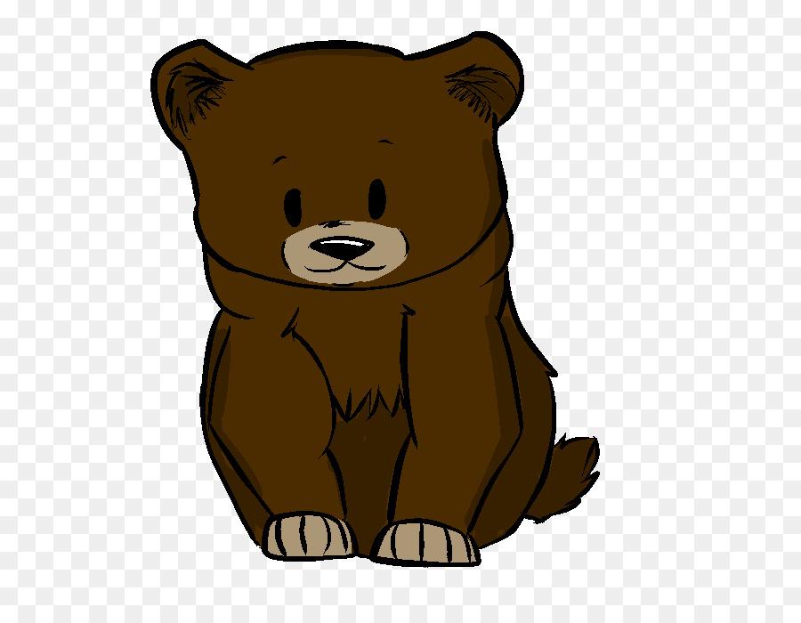 Brown giant panda american. Bear clipart angry