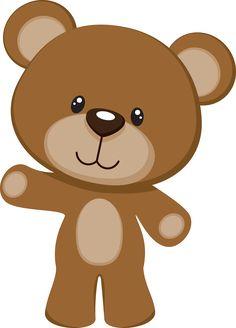 Teddy station . Bear clipart baby bear