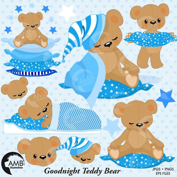 Boy teddy ba pencil. Bear clipart baby shower