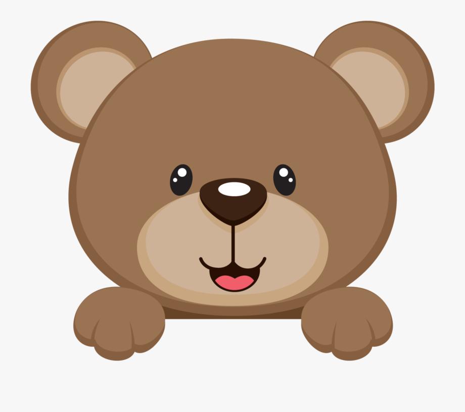 Bear clipart baby shower. Infant child clip art