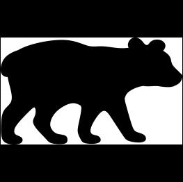 bear clipart bear cub